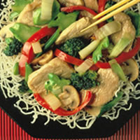Pork and Broccoli Stir-Fry: Main Image