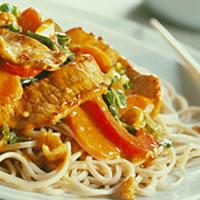 Spicy Pork Stir-Fry: Main Image