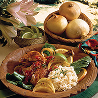 Caribbean Lime Chicken: Main Image