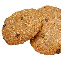 Chewy Oatmeal Spice Cookies: Main Image