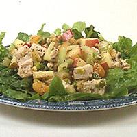 Chicken-Apricot Salad: Main Image