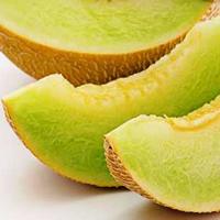 Chili-Rubbed Melon: Main Image