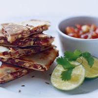 Cumin and Lentil Quesadillas: Main Image