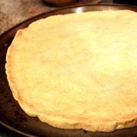 Homemade Whole Wheat Pizza Dough: Main Image