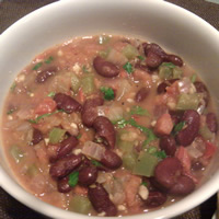 Rajma (or Indian-Spiced Vegetarian Chili): Main Image