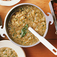 Potato Kale Chowder: Main Image