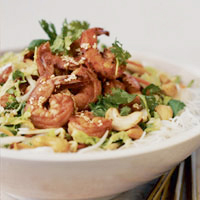 Asian Shrimp or Chicken Salad: Main Image