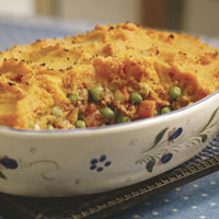 Shepherd's Pie with Sweet Potatoes: Main Image