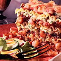 Seafood Lasagna: Main Image
