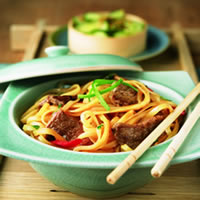 Bangkok Beef & Basil: Main Image