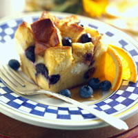 Blueberry Maple Breakfast Bake: Main Image