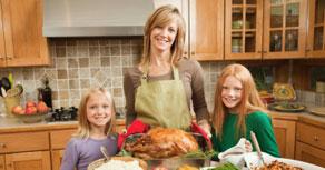 Heart-Healthy Holiday Recipes: Main Image